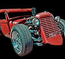 Rad Rat Rod Ride by Robert Beck