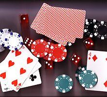 Gamble by Hunniebee