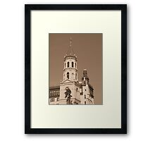 Cathedral Basilica Framed Print
