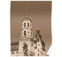Cathedral Basilica Poster