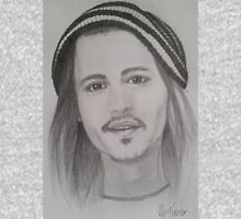 Johnny Depp Tank Top