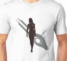 Miranda Lawson - Sunset Shores Unisex T-Shirt