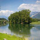 Lago di Como by Ameth