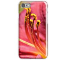 Kiss Me Kate Lily iPhone Case/Skin