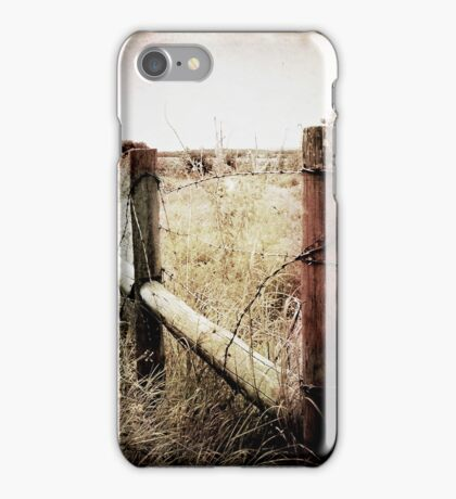 When Time Fades iPhone Case/Skin