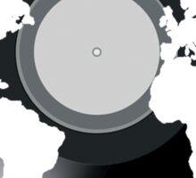 World Record Breaker Sticker
