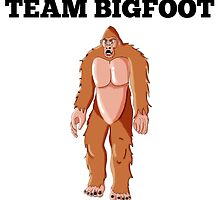 Team Bigfoot by GiftIdea