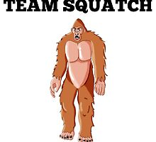 Team Squatch by GiftIdea