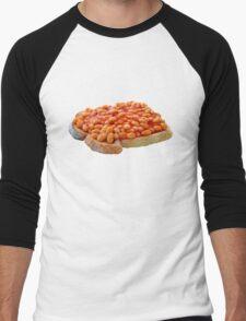 Beans on Toast Men's Baseball ¾ T-Shirt