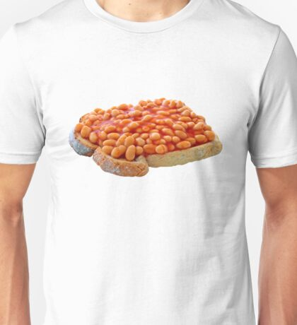 Beans on Toast Unisex T-Shirt