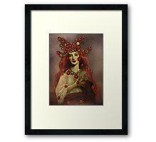 The Ladybug Framed Print