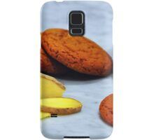 ginger biscuits Samsung Galaxy Case/Skin