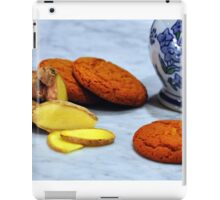 ginger biscuits iPad Case/Skin