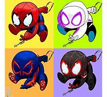 spider-men Photographic Print