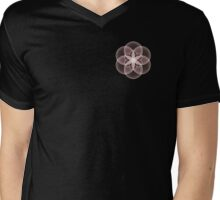 Expansion Mens V-Neck T-Shirt