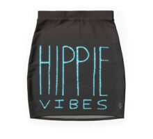 Hippie Vibes Mini Skirt