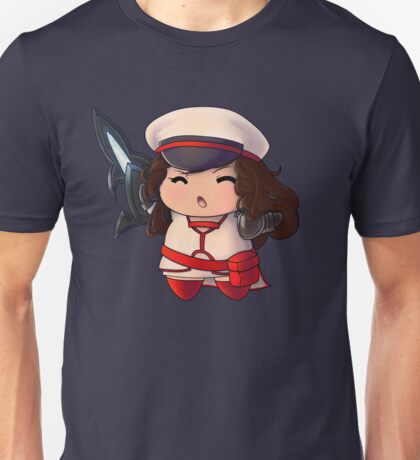 Catherine  from Vainglory (No Background) Unisex T-Shirt
