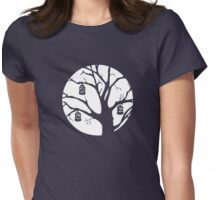 Birdcage Womens Fitted T-Shirt