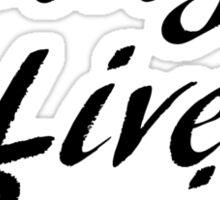 Long Live Regina Sticker