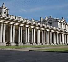 Royal Naval College Greenwich by Keith Larby