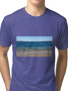 Beach Paradise Tri-blend T-Shirt