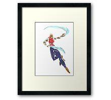 Aqualad (kaldur'ahm) Framed Print