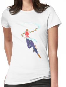 Aqualad (kaldur'ahm) Womens Fitted T-Shirt