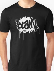 BLAM! COMIC BOOK SLOGAN T-Shirt