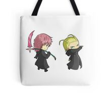 Marluxia and Larxene set Tote Bag