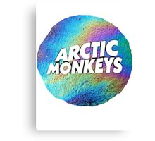 Urban Jungle: Arctic Monkeys Canvas Print
