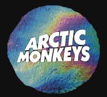 Urban Jungle: Arctic Monkeys by kurarissasan