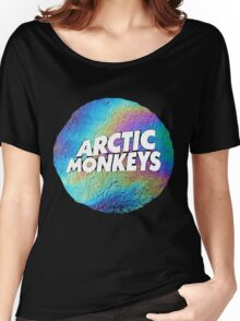Urban Jungle: Arctic Monkeys Women's Relaxed Fit T-Shirt