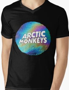 Urban Jungle: Arctic Monkeys Mens V-Neck T-Shirt