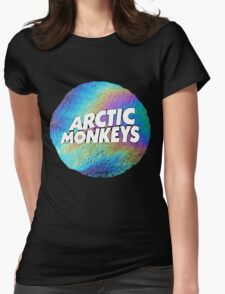 Urban Jungle: Arctic Monkeys Womens Fitted T-Shirt
