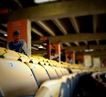 Dodger Stadium, Los Angeles, CA by rmenaker