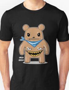 greedy bear black T-Shirt