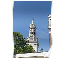 St Alfrege Church in Greenwich Poster