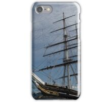Cutty Sark in Greenwich iPhone Case/Skin
