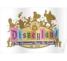 Disneyland 2015 Poster