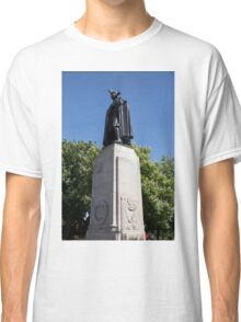 James Wolfe statue in Greenwich park Classic T-Shirt