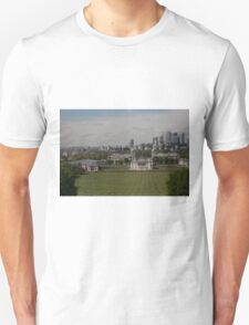 A view over London from Greenwich park T-Shirt