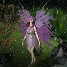 Purple Fae by Julie Miles