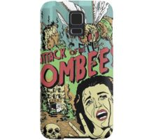 Attack of the Zombees Samsung Galaxy Case/Skin