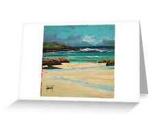 Barra Breeze 1 Greeting Card