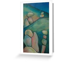 Tooborac Rocks II Greeting Card