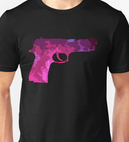 Jammed Gun Unisex T-Shirt