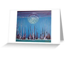 Dream Forest Greeting Card