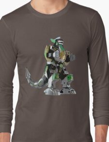 Mighty Morphin Power Rangers Dragonzord Long Sleeve T-Shirt