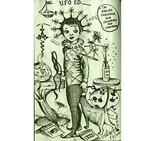 L'Enfant Terrible  Photographic Print