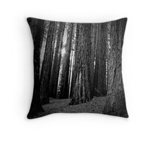 TOOTHPICKS FOR GIANTS Throw Pillow